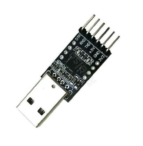CP2102 USB 2.0 to TTL UART Module 6Pin Serial Converter STC Replace FT232 Module cp2102 usb to ttl stc promini download module for arduino