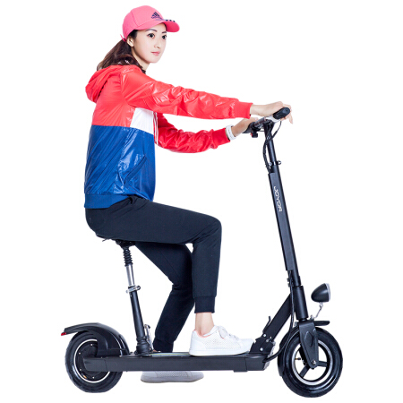 Joyor X1 X5 with seat Foldable Mini Electirc Scooter 10 Inch