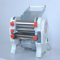 220V Automatic Electric Noodles Maker Household Dough Pressing Machine Dumpling Wonton Skin Maker Machine EU/AU/UK/US Plug