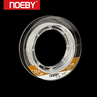NOEBY Carbon Fiber 2017 Super Strong Sea Carp Walleye Ice Fishing Main Line Tackle Accessories 50M