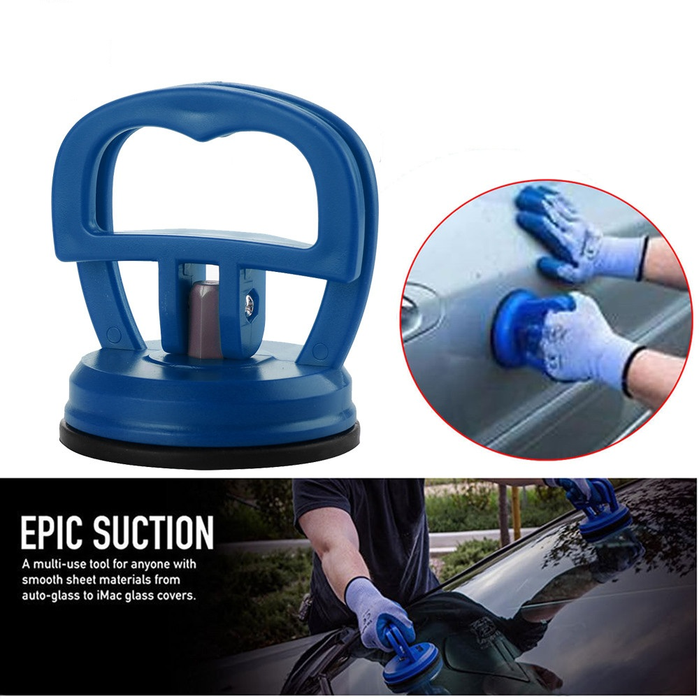 Mini Car Body Repair Dent Remover Tools Strong Suction Cup Paint Dent Repair Tool Car Repair Suction Cup Glass Lifter YJJ2