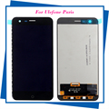 Para Ulefone Paris Touch Screen Display LCD Original Digitador Assembléia Painel de Vidro paris Ulefone smartphones