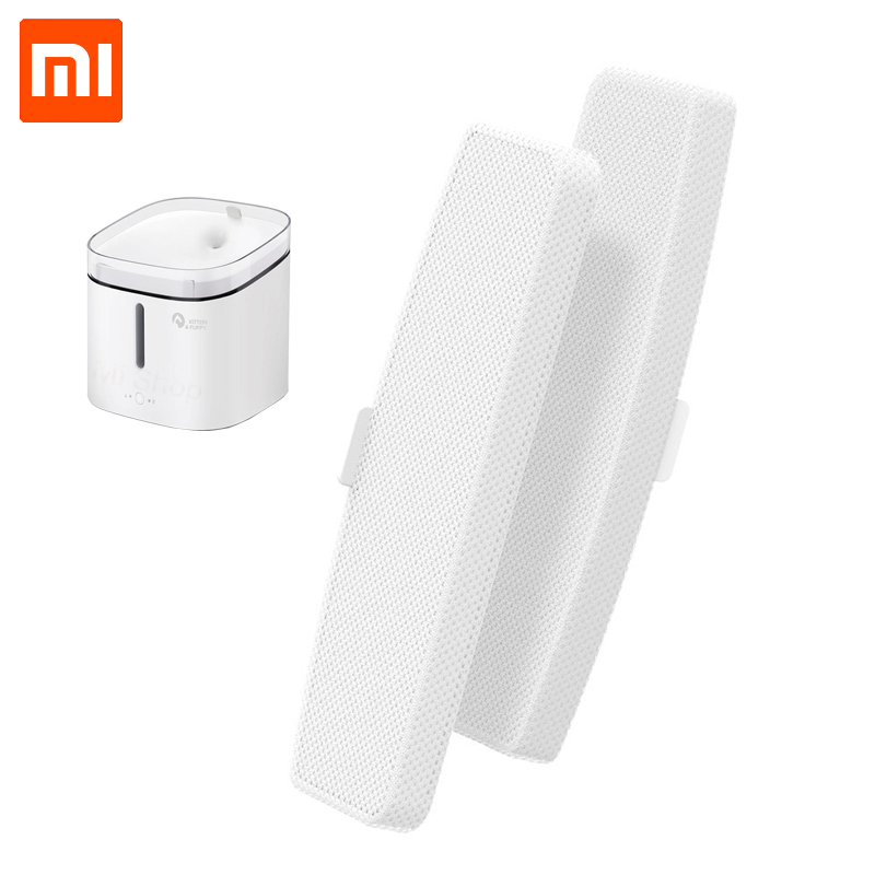 Xiaomi Pet Water Dispenser Filter Elements Small Large Dogs Puppy Cat Drinking Bowl Home Pet Dog Feeders Pet Products(China)