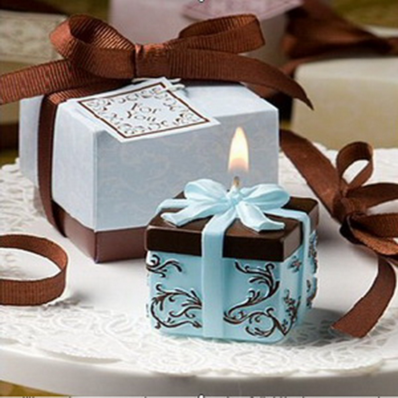 Free Shipping100pcslotwedding Party Decoration Favors Blue And