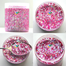 2019  Hex Mix Glitter *50 gr 28 Colors 1 tsp options* Chunky Poly Cosmetic - Loose Mixed Size