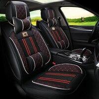 Четыре сезона вообще автомобиль подушки сиденья автомобиля Pad Автомобиль Стайлинг автокресло крышка для Nissan Altima Rouge X Trail murano sentra