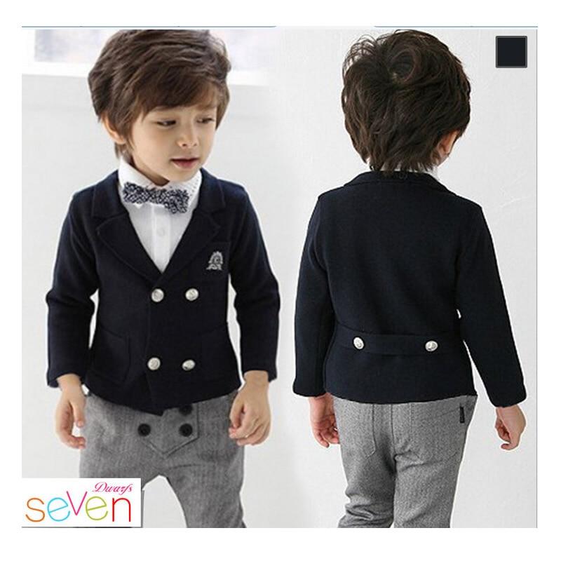 Anak-anak / Anak Laki-laki Resmi Pernikahan / Tuxedo Setelan Boy - Pakaian anak anak