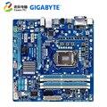 GIGABYTE GA-H67MA-USB3-B3 материнская плата для настольного компьютера LGA1155 DDR3 i5 i7 Micro-ATX