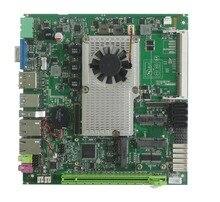 Самая быстрая материнская плата компьютерные компоненты материнская плата mini itx (PCM5-QM77)