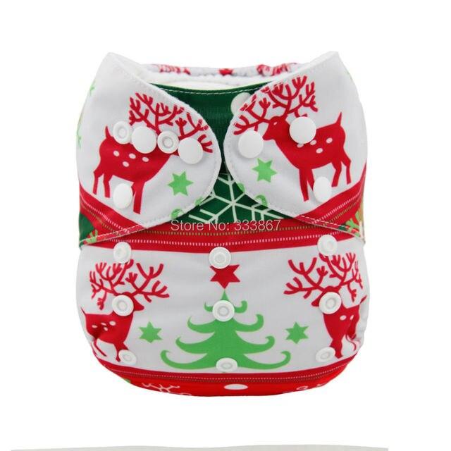 Aliexpress.com : Buy 1 New Design Christmas Reindeer Baby Pocket ...