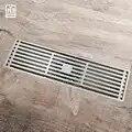 HIDEEP Messing anti geruch Bodenablauf Küche Waschbecken Sieb Klassische Kanalisation Dusche Für Familie Bad Bodenabläufe Dusche