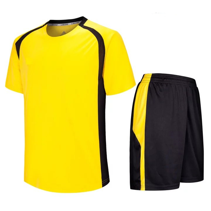 4bc3bc314 `Newly design comfortable top quality jersey low price football kits plain  soccer uniforms for kids quick dry jersey LD=5009 on Aliexpress.com |  Alibaba ...