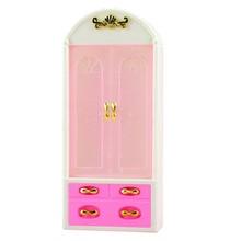 Для куклы аксессуары мода маленькая девочка над каждой семьи должны Одеваются Игры изысканные ювелирные изделия шкаф toys