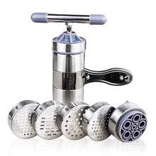 Pasta-Noodle-Maker Press-Machine-Tool Spaghetti Spiralizer Roller Dough Kitchen-Gadgets