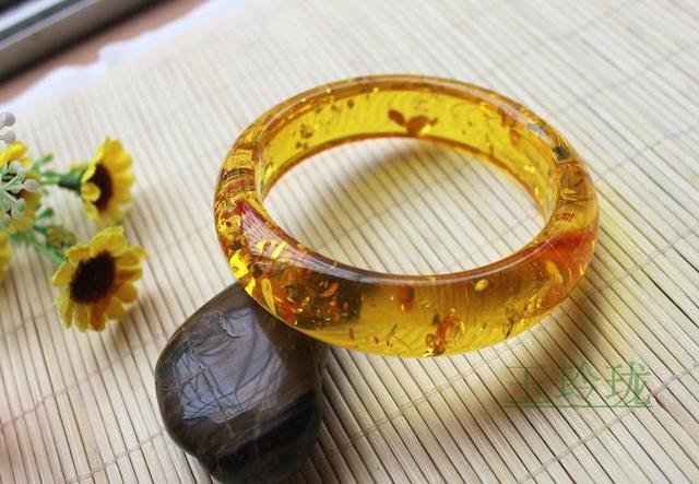 Bracelet Ambre Femme Histoire D'or