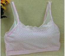 brasier teen Students girls teen underwear Lovely Sports Cotton Kids Young training bras Underwear teen bra para adolescentes