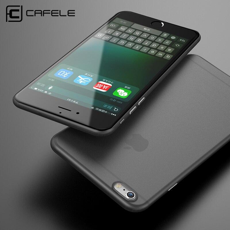 Θήκη τηλεφώνου CAFELE για iphone 7 6 6S Plus - Ανταλλακτικά και αξεσουάρ κινητών τηλεφώνων - Φωτογραφία 4