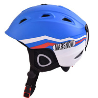 Marsnow Professional Adult Kids Skiing Snow Skating Skateboard Helmet Capacete Ski Helmet Winter Snowboard Sports Helmets
