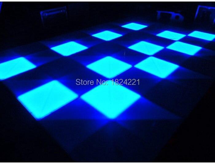 Usine de fabrication directement Portable 432x10mm (R144, G144, B144) piste de danse pour KTV Party Disco DJ Club lumières salon de mariage