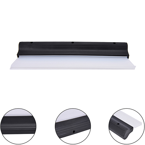 New Lowest Squeegee Car Antislip Wiper Water Blade Non-Scratch Silico Clean Keyboard Brush