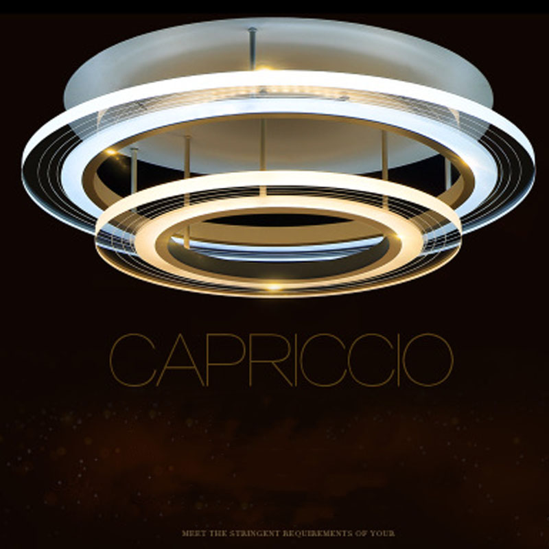 Creative LED round living room master bedroom light modern minimalist restaurant study remote control section ceiling lamps a1 towards the gate of modern minimalist creative european style cobblestone glass ceiling light living room restaurant rice