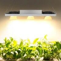 Затемнения УДАРА светодиодный светать полный спектр CREE CXB3590 Vero29 Citizen 1212 рост лампы комнатное растение роста Панель освещения