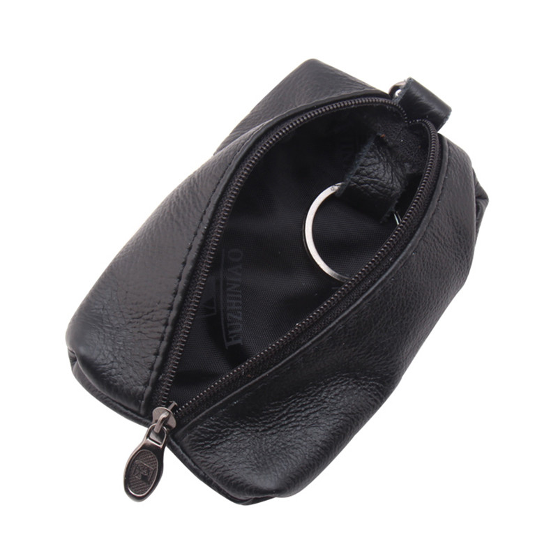 couro genuíno chave carteiras homens Occasions : Versatile