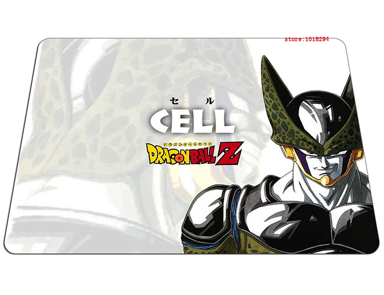 Dragon Ball mouse pad Cell mousepad laptop Dragon Ball Z mouse pad gear notbook computer anime gaming mouse pad gamer