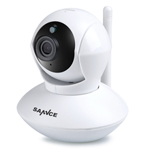 SANNCE 915MHz Super Wireless Alarm IP Camera Wi Fi Wireless Network Surveillance Wifi Family Defender Baby