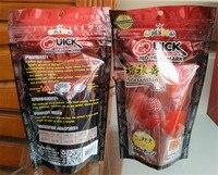 100G Original Thailand Okiko Quick Red Mark Super Flower Horn Fish Food Free Shipping