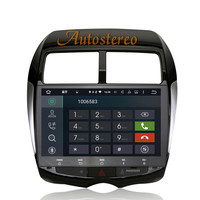 8,0 дюймов 8 ядерный Android 7,1 1024 dvd плеер автомобиля HD 600X2010 gps навигация для MITSUBISHI ASX RVR Outlander Sport 2014 10,1