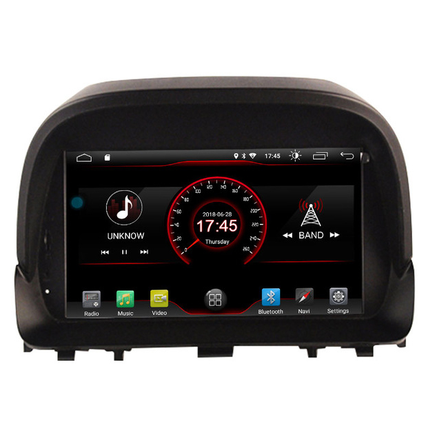 Android 8.1 Auto DVD Player Fü<font><b>r</b></font> Opel <font><b>Mokka</b></font> GPS Navigation 2 Din Auto Radio Multimedia WIFI Stereo Quad Core 2 + 16 steuergerät RDS image