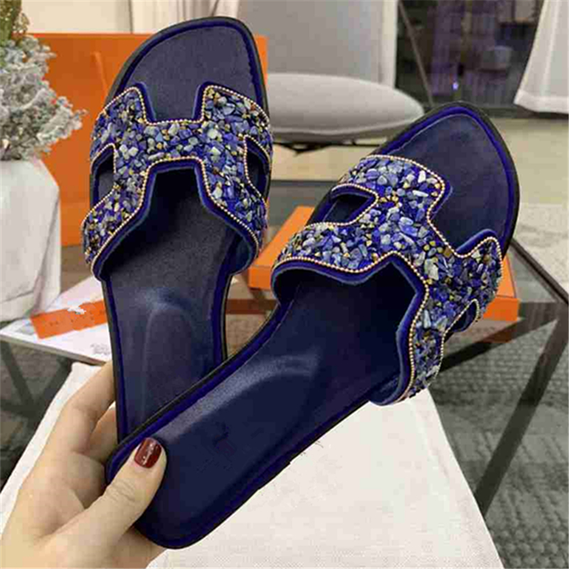 Acogedor Show Planos Roma Casual Playa Mujer Tendencia as Cristal Flip Sandalias Flops Pie Dedo Del As Diapositivas Show Marca Abierto De Zapatillas Zapatos Uwxv0BZqI