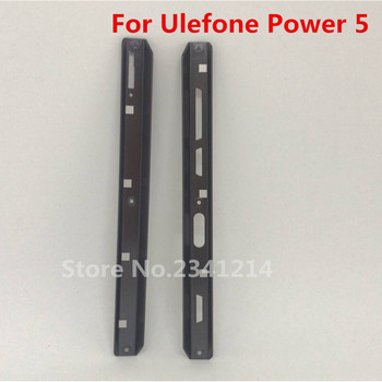 Ulefone Power 5 Replace Housings Frame Side Bumper Metal Case For Ulefone Power 5 6.0'' Waterproof Smart Cellphone