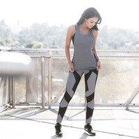 Didiopt 2018 Nouveau Fittness Yoga Leggings Numérique Impression Minceur De Yoga Sport Pantalon Sexy de Sport Femmes Noir leggins P9798JW