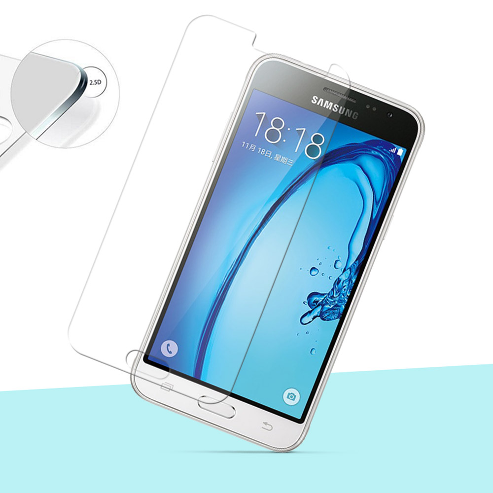 For Samsung Galaxy J2 2015 Glass Screen Protector for Samsung Galaxy J2 2015 J200F Tempered Glass Film Vidro for Samsung J2 2015 image