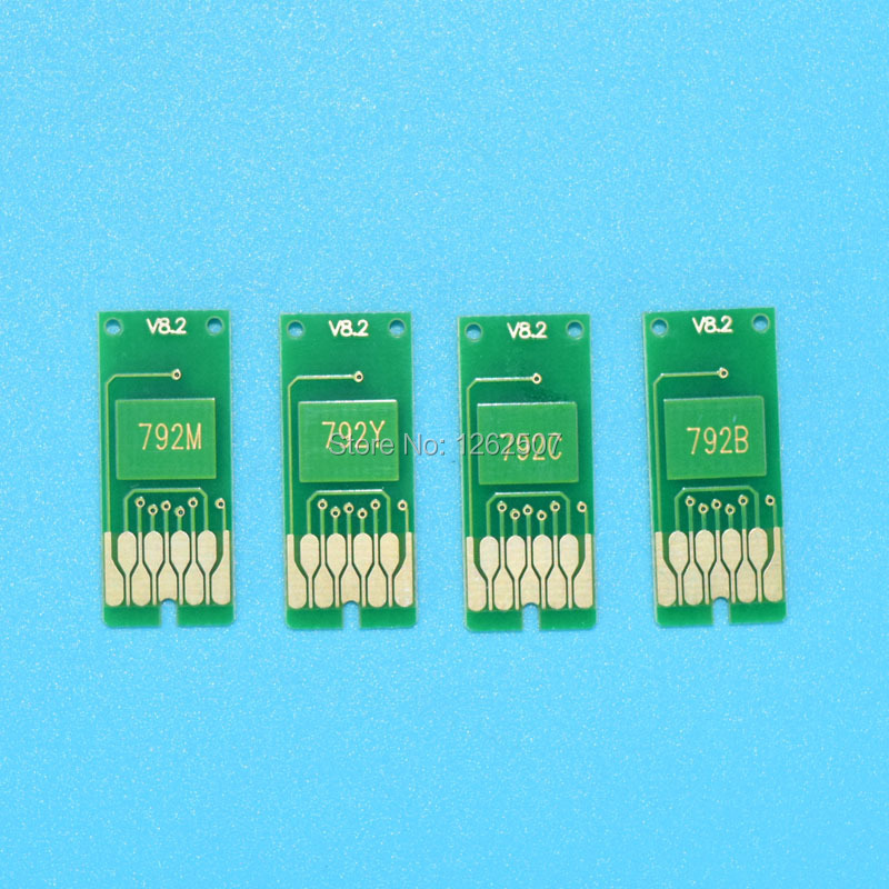 T7921 Kompatible Chips für Epson WF-5621 WF-5111 Einmaliger Chip - Büroelektronik - Foto 2