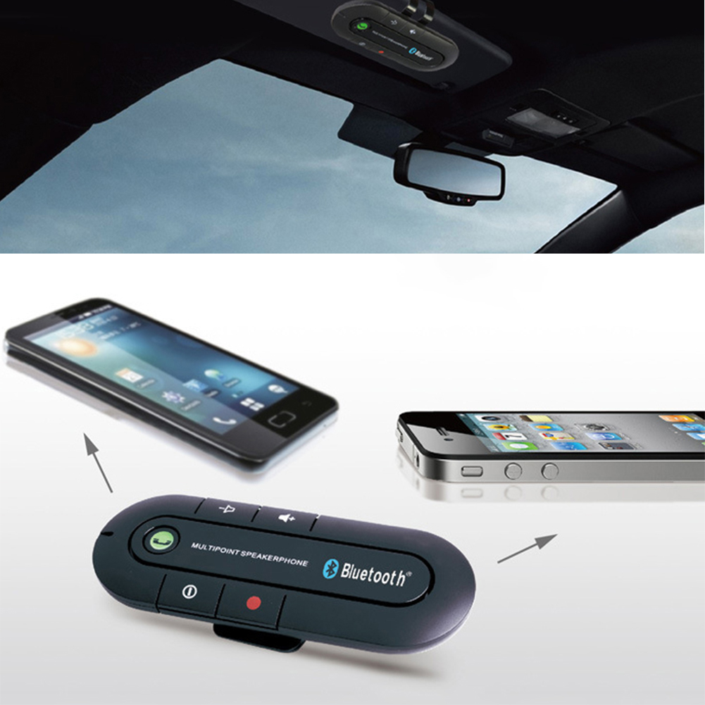 Bluetooth Speakerphone Receiver