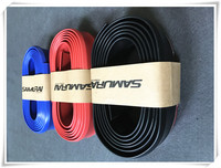 NEW Car styling Rubber Boky Kit ,Front lip, Side Skirt Trim 2.5 Meters FOR Great Wall Hover H3 H5 H6 H8 M1 M4 M2 C30 C20R C50