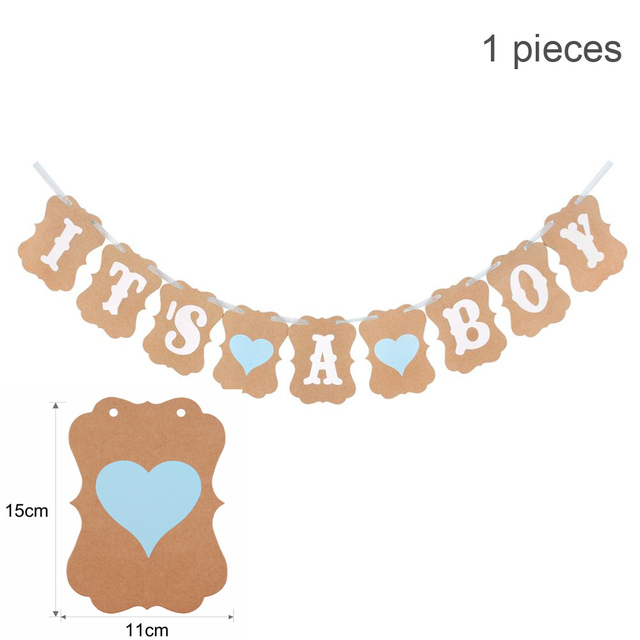 1pc Its a Girl Pink Presents for one year old boy 5c64f7ebefc29