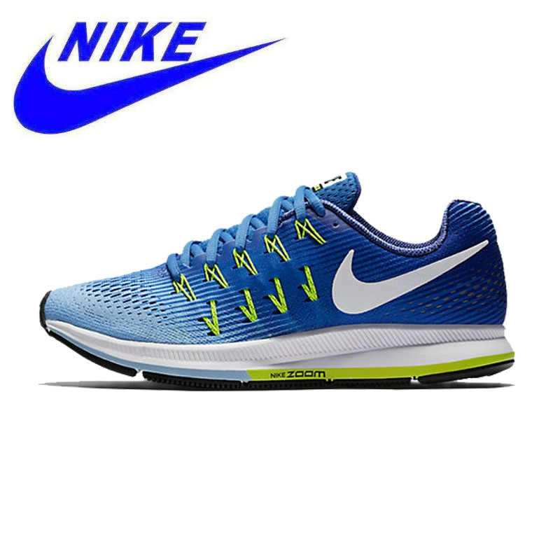 190a012f3694 New Arrival NIKE Original Summer Breathable AIR ZOOM PEGASUS 33 Women s  Running Shoes Sneakers Trainers