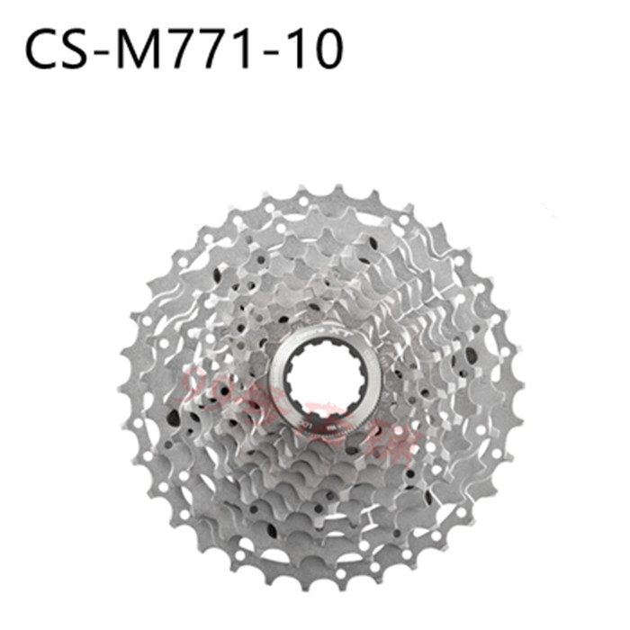 SHIMANO shimano DEORE XT CS M771 10S MTB bike bicycle freewheel Cassettes M771 10