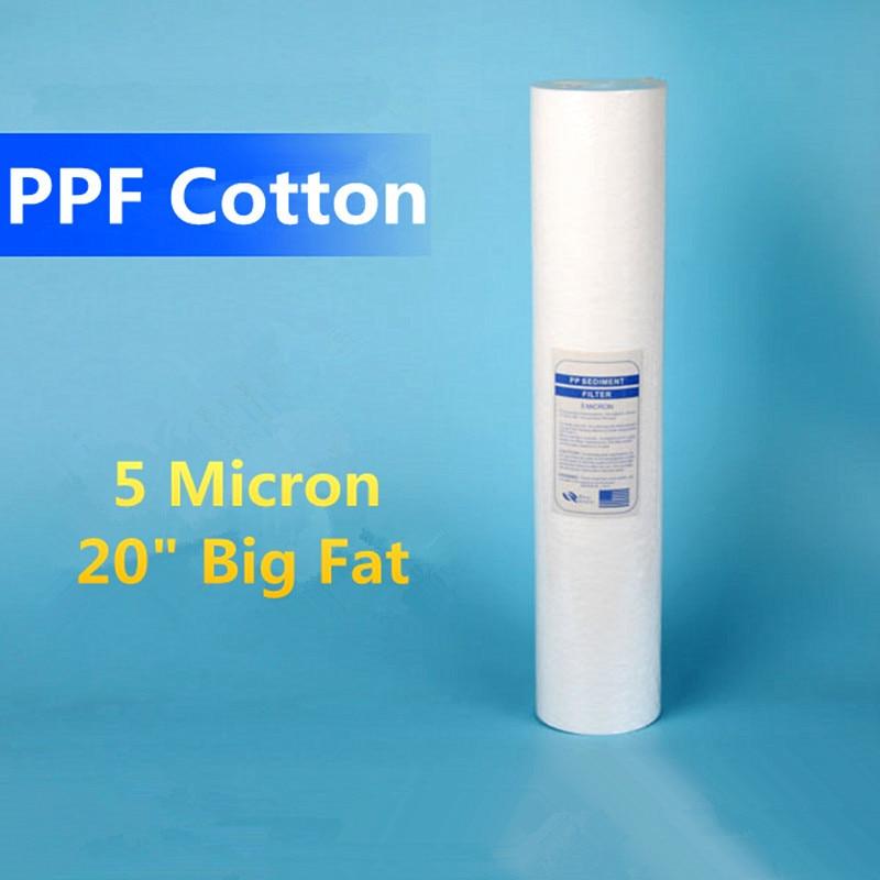 Pp Sediment Filter 5 Micron 20 Quot Big Fat Pp Cotton Filter