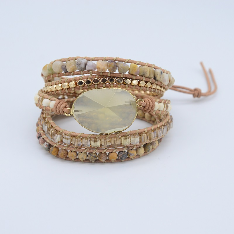 Stone Beaded Bracelet...