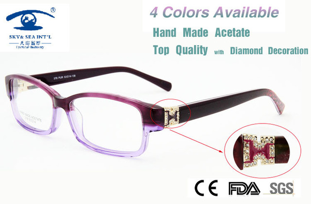 8815fe47f6 High Quality Oculos Of Grau Fashion Women Eyewear Italy Design Computer  Diamond Luxury Glasses Frame Brand