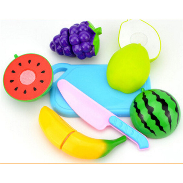 6PCS Fruit