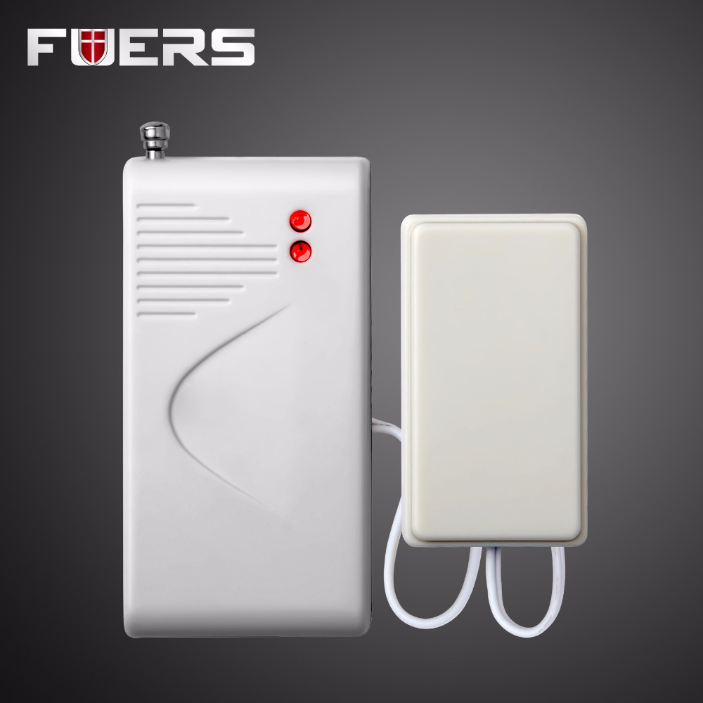 433MHz Wireless Water Alarm Sensor Alarm Accessories For Alarm System Home Security Safety Alarma System