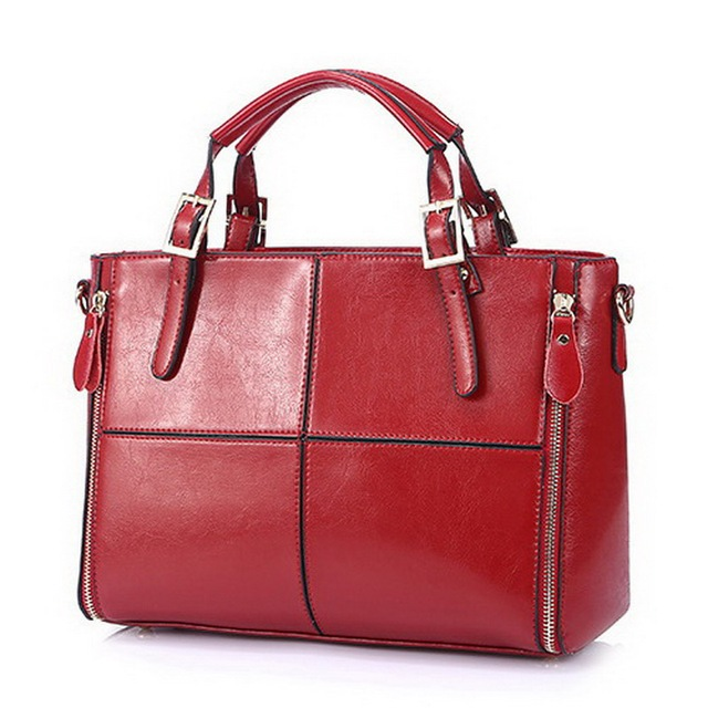 Women Patchwork Handbag
