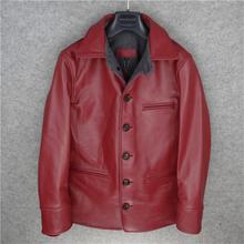 super quality genuine horse leather jacket vintage genuine horsehide leather jacket