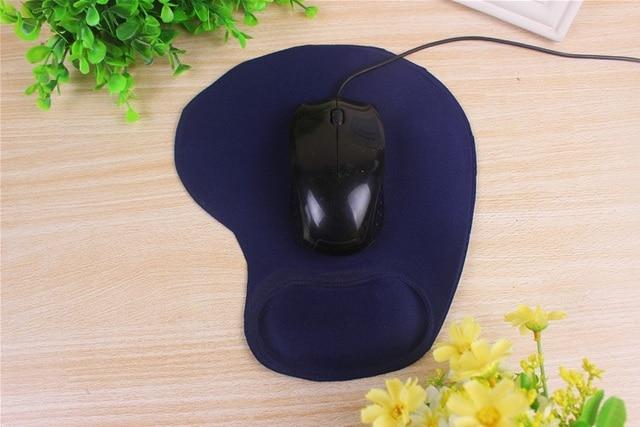 Petit tapis de souris soutien poignet confort tapis de souris tapis souris pour ordinateur PC ordinateur portable Dota2 Diablo 3 CS tapis de souris